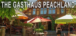 THE GASTHAUS RESTAURANT PEACHLAND