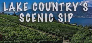 Lake Wake And Wineries Combo – Lake Countries Scenic Sip