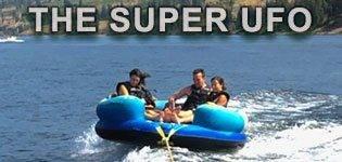 THE SUPER UFO 5 RIDER