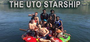 The UTO STARSHIP 5 RIDER