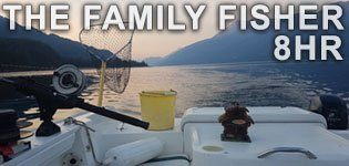 The Family Fisher – Full Day (8 hours)