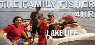 The Family Fisher – Half Day (4 hours)