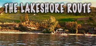 Lake Wake And Wineries Combo – The Lakeshore Route